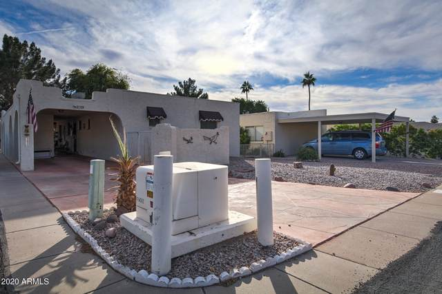 2109 N Recker Road, Mesa, AZ 85215 (MLS #6199619) :: The Ethridge Team
