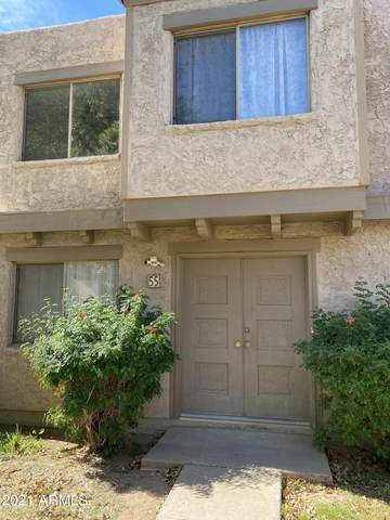 600 S Dobson Road #55, Mesa, AZ 85202 (MLS #6199626) :: Arizona Home Group