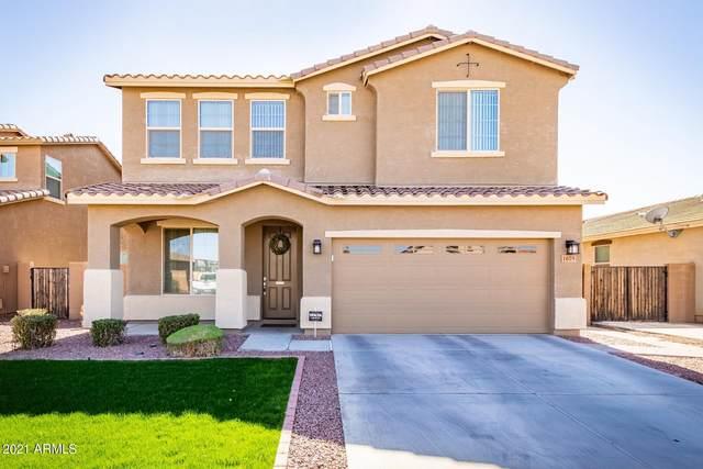 1675 W Desert Spring Way, Queen Creek, AZ 85142 (MLS #6199629) :: Jonny West Real Estate