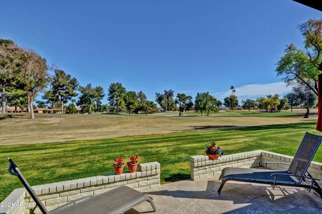 13046 W Ballad Drive, Sun City West, AZ 85375 (MLS #6199633) :: The Ethridge Team