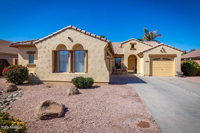 3124 S Martingale Road, Gilbert, AZ 85295 (MLS #6199637) :: The Ethridge Team