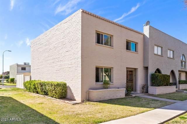 225 N Standage Street #74, Mesa, AZ 85201 (MLS #6199658) :: The Laughton Team