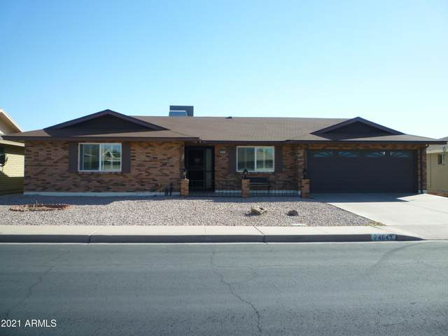 4643 E Emelita Avenue, Mesa, AZ 85206 (MLS #6199667) :: The Ethridge Team