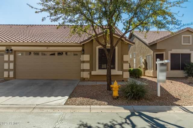 16620 S 48TH Street #72, Phoenix, AZ 85048 (MLS #6199680) :: The Ethridge Team