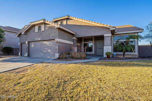 11054 E Decatur Street, Mesa, AZ 85207 (MLS #6199684) :: Kepple Real Estate Group