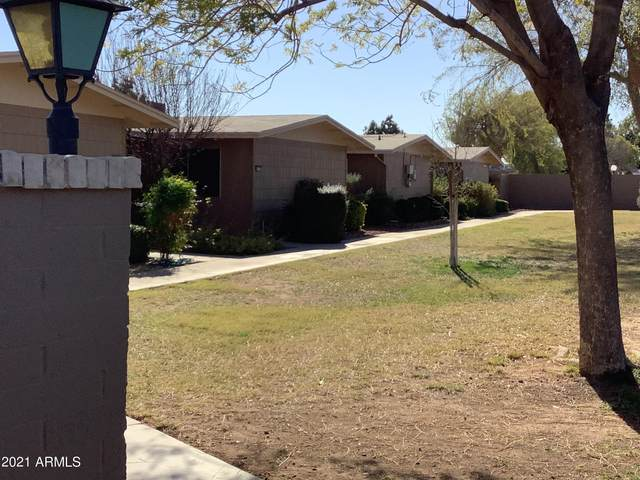 17422 N 99TH Drive, Sun City, AZ 85373 (MLS #6199687) :: The Ethridge Team