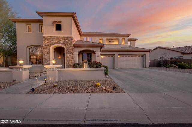 40125 N Hickok Trail, Phoenix, AZ 85086 (MLS #6199691) :: Executive Realty Advisors