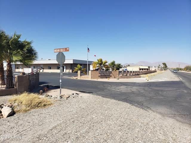 39824 Hickory Way, Salome, AZ 85348 (MLS #6199698) :: The Laughton Team