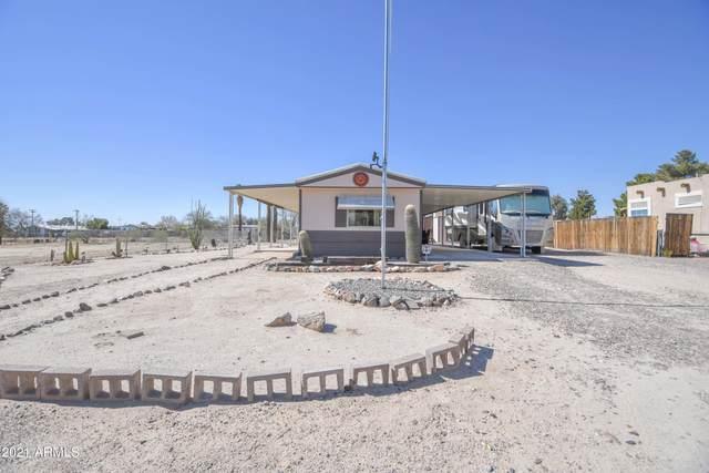 10548 N Battleford Drive, Casa Grande, AZ 85122 (MLS #6199710) :: Keller Williams Realty Phoenix