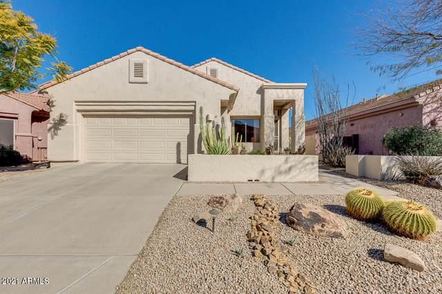 7686 E Via Del Sol Drive, Scottsdale, AZ 85255 (MLS #6199719) :: Executive Realty Advisors