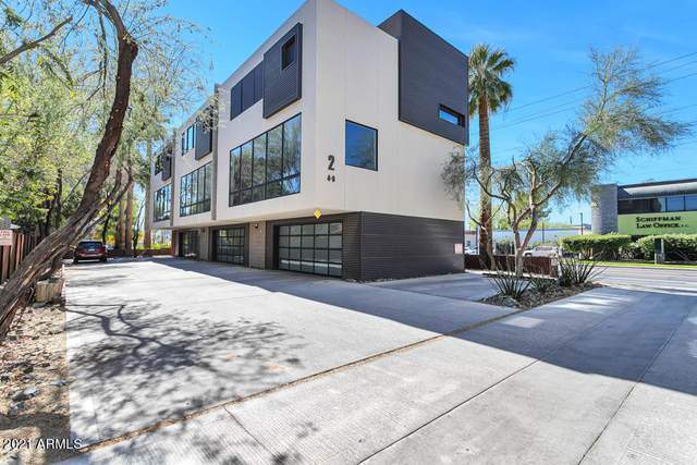 4507 N 12TH Street #4, Phoenix, AZ 85014 (MLS #6199726) :: Executive Realty Advisors
