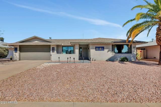 17618 N Buntline Drive, Sun City West, AZ 85375 (MLS #6199729) :: Maison DeBlanc Real Estate