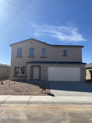 317 E Impala Court, Casa Grande, AZ 85122 (MLS #6199734) :: Keller Williams Realty Phoenix