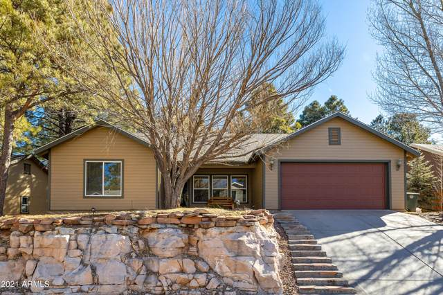 1017 W Lil Ben Trail, Flagstaff, AZ 86005 (MLS #6199745) :: Executive Realty Advisors