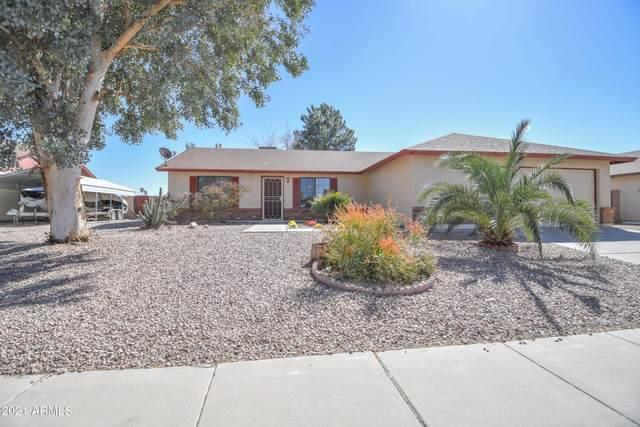 445 E Providence Drive, Casa Grande, AZ 85122 (MLS #6199747) :: Keller Williams Realty Phoenix