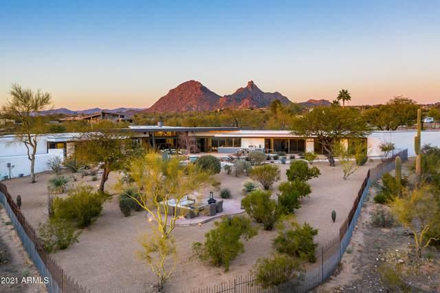 9440 E Mariposa Grande Drive, Scottsdale, AZ 85255 (MLS #6199763) :: West Desert Group | HomeSmart