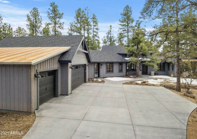 695 E Hattie Greene, Flagstaff, AZ 86001 (MLS #6199764) :: Executive Realty Advisors