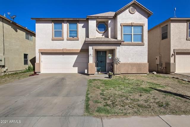 11818 W Windrose Avenue, El Mirage, AZ 85335 (MLS #6199769) :: Executive Realty Advisors