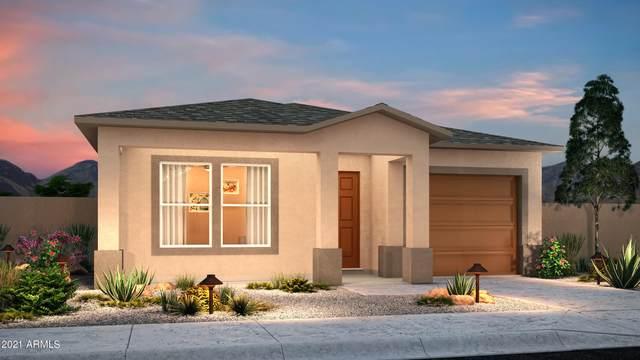 246 W Taylor Avenue, Coolidge, AZ 85128 (MLS #6199788) :: Arizona Home Group