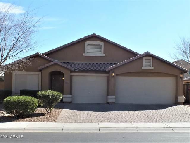 1319 E Jardin Drive, Casa Grande, AZ 85122 (MLS #6199789) :: Keller Williams Realty Phoenix