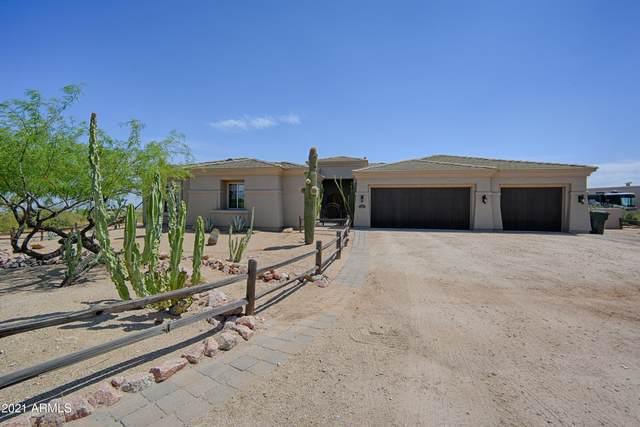 14425 E Monument Drive, Scottsdale, AZ 85262 (MLS #6199794) :: West Desert Group | HomeSmart