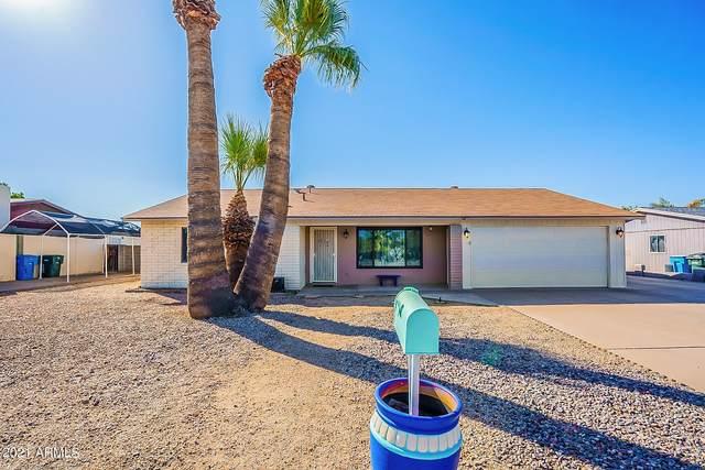3617 W Voltaire Avenue, Phoenix, AZ 85029 (MLS #6199800) :: Arizona Home Group
