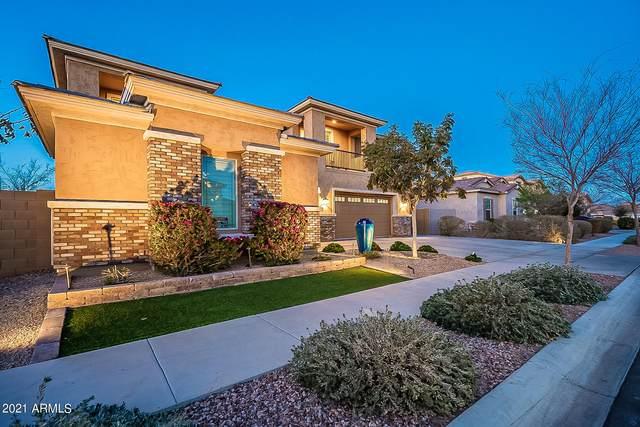 19358 E Ryan Road, Queen Creek, AZ 85142 (MLS #6199810) :: The Laughton Team