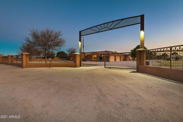 911 W Lenora Way, San Tan Valley, AZ 85140 (MLS #6199822) :: Yost Realty Group at RE/MAX Casa Grande
