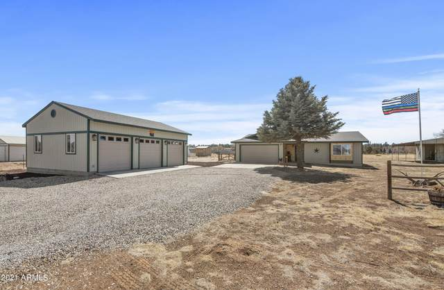 7350 Yancey Lane, Flagstaff, AZ 86004 (MLS #6199842) :: Executive Realty Advisors