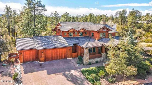 3101 E Pleasant Valley, Payson, AZ 85541 (MLS #6199859) :: Openshaw Real Estate Group in partnership with The Jesse Herfel Real Estate Group