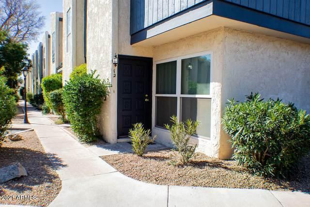 2946 N 14TH Street #12, Phoenix, AZ 85014 (MLS #6199860) :: Yost Realty Group at RE/MAX Casa Grande