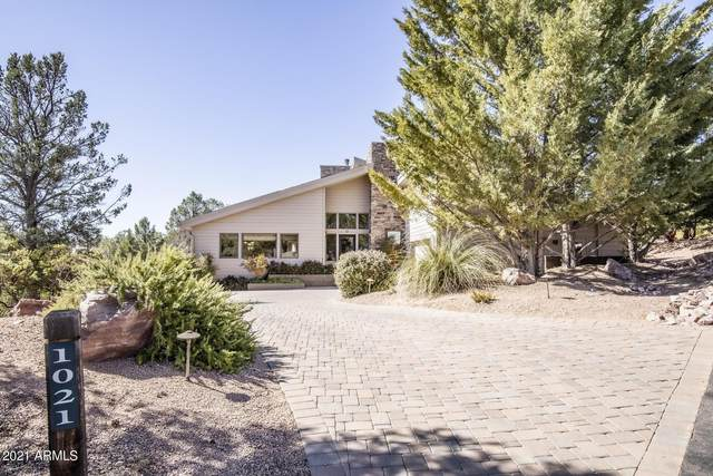1021 N Scenic Drive, Payson, AZ 85541 (MLS #6199864) :: Openshaw Real Estate Group in partnership with The Jesse Herfel Real Estate Group