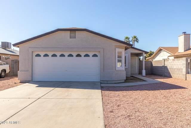 3122 N 89TH Avenue, Phoenix, AZ 85037 (MLS #6199874) :: Arizona Home Group