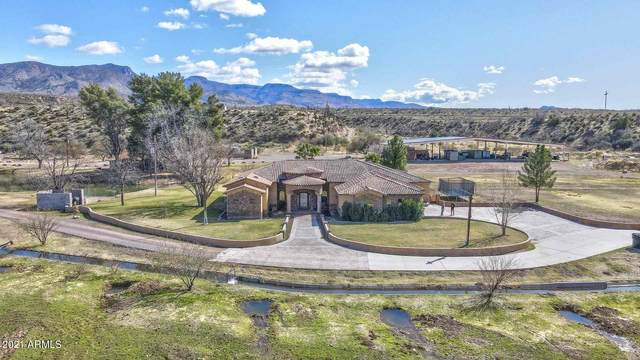 745 E Del Chi Drive, Payson, AZ 85541 (MLS #6199878) :: The Property Partners at eXp Realty