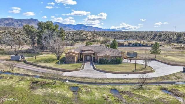 745 E Del Chi Drive, Payson, AZ 85541 (MLS #6199878) :: Midland Real Estate Alliance
