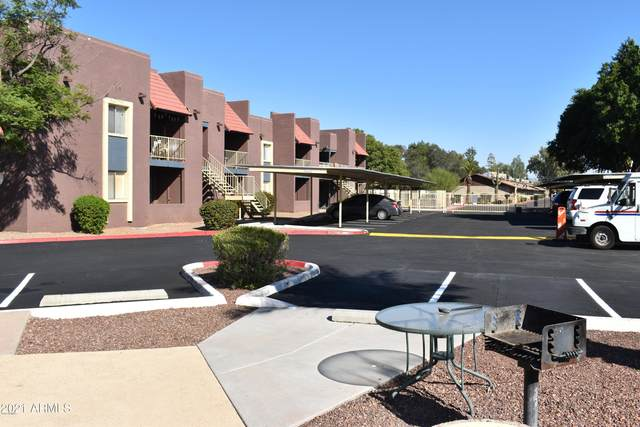 16602 N 25TH Street #118, Phoenix, AZ 85032 (MLS #6199889) :: Lucido Agency