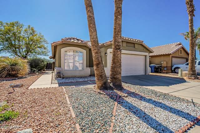 2811 E Villa Theresa Drive, Phoenix, AZ 85032 (MLS #6199906) :: Executive Realty Advisors