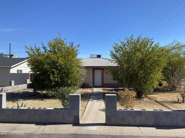 2801 N 32ND Place, Phoenix, AZ 85008 (MLS #6199909) :: Long Realty West Valley