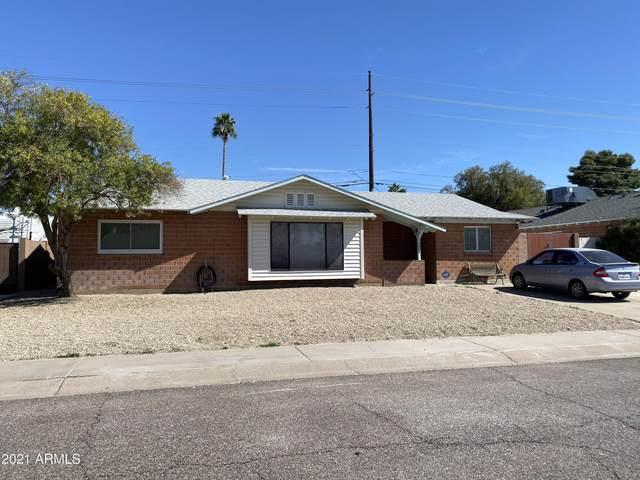 2029 N 87Th Place, Scottsdale, AZ 85257 (#6199912) :: AZ Power Team
