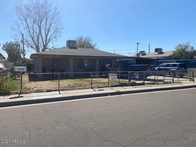 1409 W Cheryl Drive, Phoenix, AZ 85021 (MLS #6199922) :: Yost Realty Group at RE/MAX Casa Grande