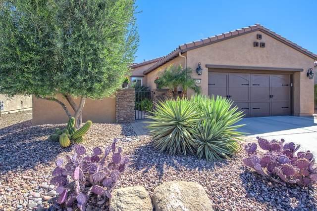 28143 N 123RD Lane, Peoria, AZ 85383 (MLS #6199937) :: Maison DeBlanc Real Estate