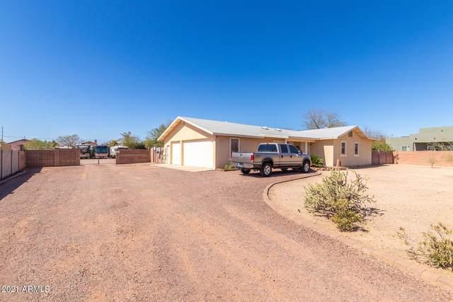 18626 N 29TH Place, Phoenix, AZ 85050 (MLS #6199940) :: Executive Realty Advisors