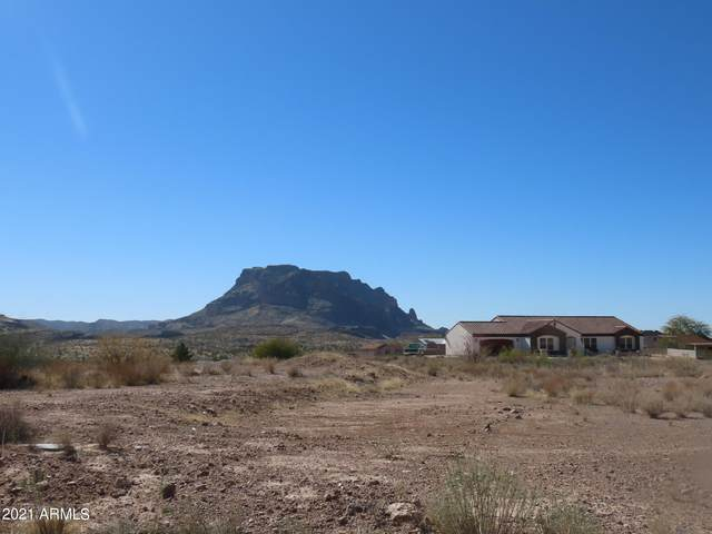 1722 S Thompson Drive, Superior, AZ 85173 (MLS #6199944) :: Howe Realty