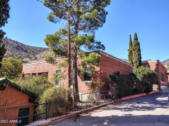 18 Howell Avenue, Bisbee, AZ 85603 (MLS #6199947) :: Openshaw Real Estate Group in partnership with The Jesse Herfel Real Estate Group