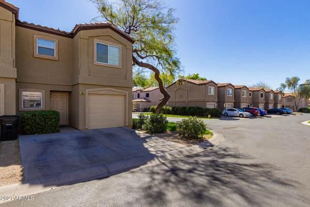 125 S 56TH Street #150, Mesa, AZ 85206 (MLS #6199949) :: Executive Realty Advisors
