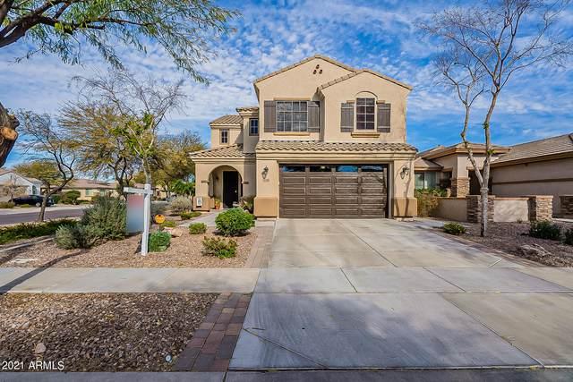 4434 E Melrose Street, Gilbert, AZ 85297 (MLS #6200003) :: Zolin Group