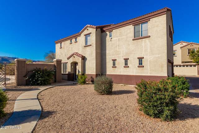 7524 S 13TH Place, Phoenix, AZ 85042 (MLS #6200016) :: The Helping Hands Team