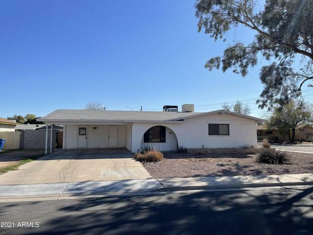 2351 W Emelita Avenue, Mesa, AZ 85202 (MLS #6200019) :: West Desert Group | HomeSmart