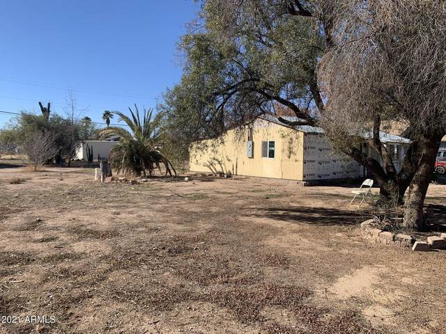 237 W Lindbergh Avenue, Coolidge, AZ 85128 (MLS #6200022) :: The Helping Hands Team