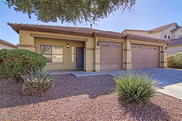 21893 N Gibson Drive, Maricopa, AZ 85139 (MLS #6200024) :: Yost Realty Group at RE/MAX Casa Grande